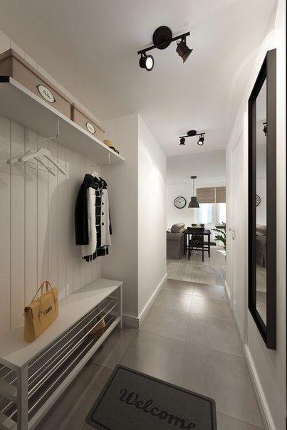 Квартира-студия 33 кв.м: функциональный и практичный интерьер - Дизайн интерьеров   Идеи вашего дома   Lodgers