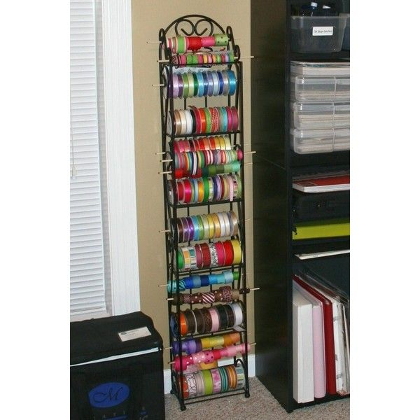 Is this a DVD rack, or maybe and old CD rack?