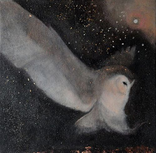 The Soft Descending Night, Catherine Hyde