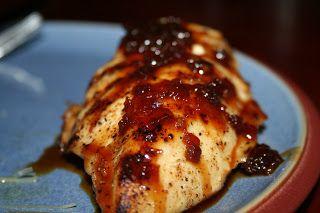 Momma Hawk Cooks: TGI Fridays Jack Daniels Chicken