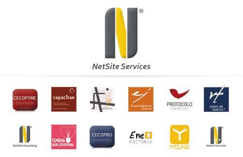NetSite Services es una Red de Servicios Coordinados para potenciar y dar respuesta a las necesidades de negocios, emprendedores y entidades sin ánimo de lucro. www.gruponetsite.es Redes sociales: https://twitter.com/NetSite_ES http://www.facebook.com/netsiteservices