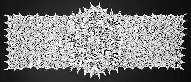 Ravelry: Prince Edward Island (PEI Shawl) pattern by Anne-Lise Maigaard