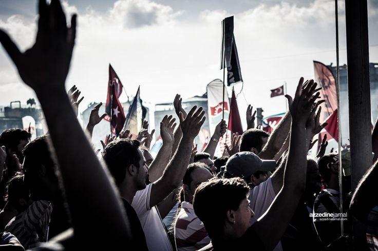 Gezi Parki - C — Azzedine Jamal LTD - Digital and media solutions