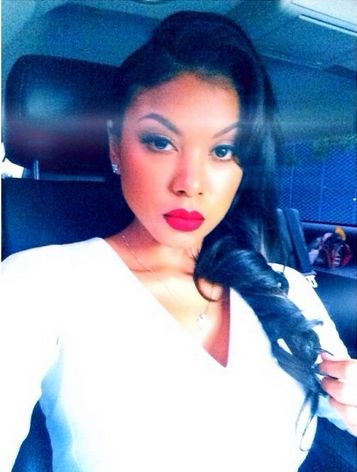 Kevin Hart's Girlfriend, Eniko Parrish...she is always Georgeous