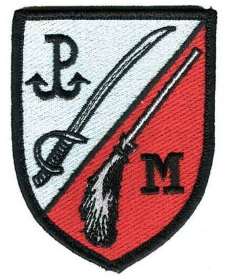 POLAND TF-50 JWK Special Force NEW patch - Afghanistan 1st Commando Reg ISAF