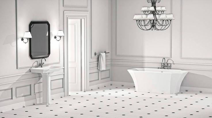 La Donna - Az angolszász dizájn újraértelmezése  www.marmorin.hu  #design #interior #home #decor #architecture #style #white #light #bathroom #colorful #homedesign #amazing #beautiful #today #photooftheday #instagood #marmorin #minimal #perspective #pattern #life #otthon #lakberendezes #kenyelem #furdo #mosdo #ontott_marvany #marvany