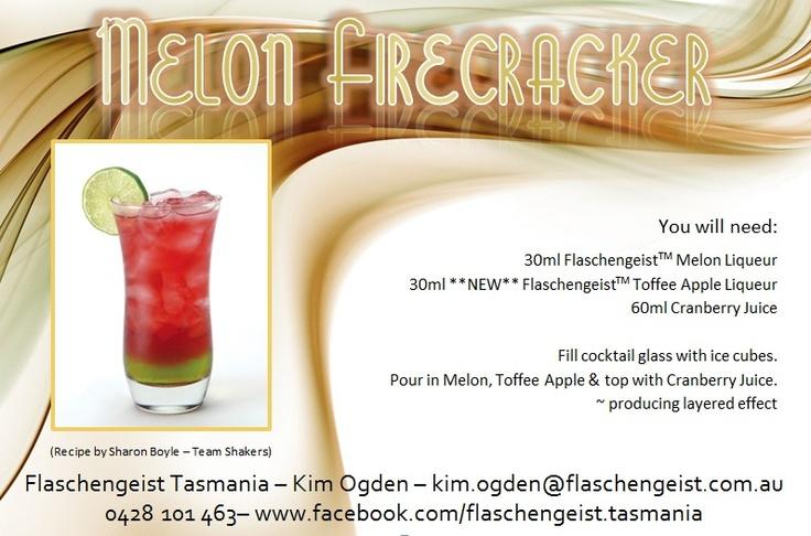 Melon Firecracker