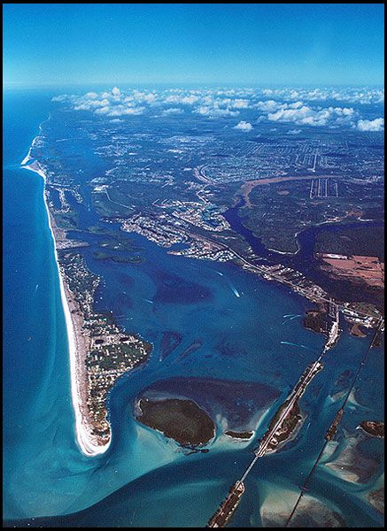 southwest florida barrier island - 437×600