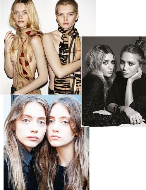 Mary-Kate et Ashley, Ruth et May… Ces 18 jumeaux devenus célèbres