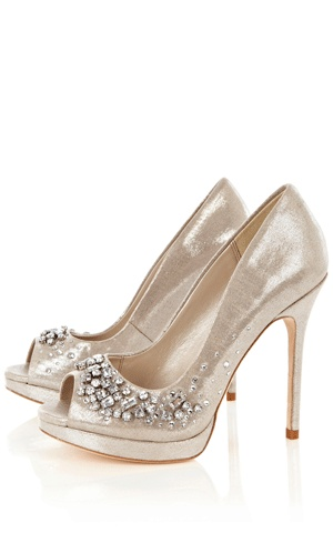 My bridesmaid shoes for officerbridget's wedding :)