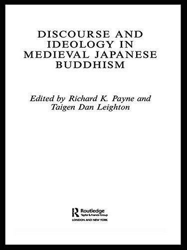 Discourse and Ideology in Medieval Japanese Buddhism Routledge Critical Studies in Buddhism ** Click image for more details.