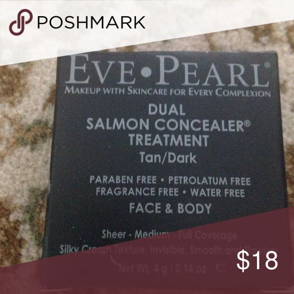 Eve Pearl Salmon Concealer Treatment Tan/Dark Eve Pearl Makeup
