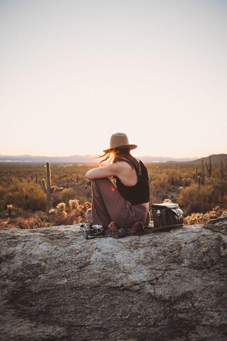"gabrielrobertflores: ""Monika | Saguaro National Park """