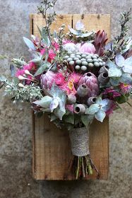 In March this year, I supplied flowers for a wedding held on a local property here on the beautiful Tasman Peninsula. When I delivered...