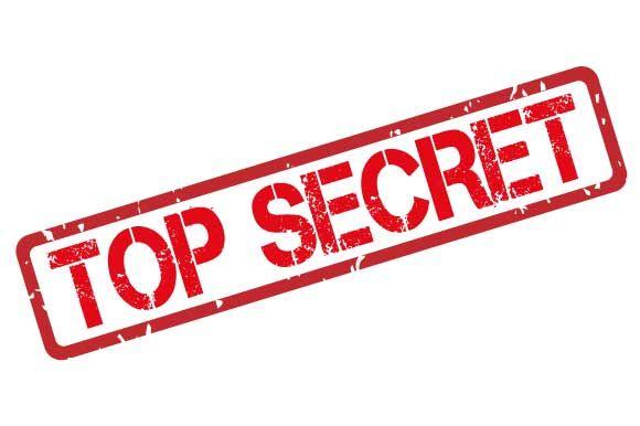 Top Secret Rubber Stamp Stencil Graphic By Graphicsfarm Creative Fabrica Ilustraciones Vector