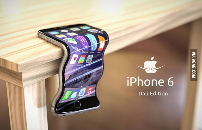 ALL NEW: iPhone 6 Dali Edition!