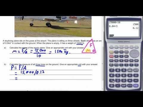 279 best year 11 science images on pinterest physical science video answers to the 2012 ncea level 1 mechanics end of topic test at long bay college urtaz Choice Image