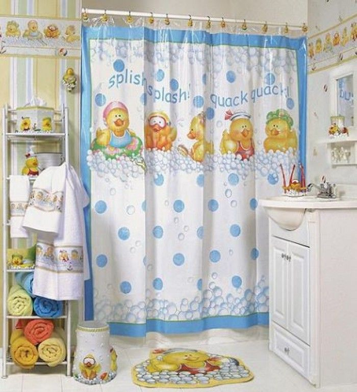 17 Best Images About Shower Curtains For Kids On Pinterest