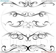 Image result for tribal art tramp stamp tattoos