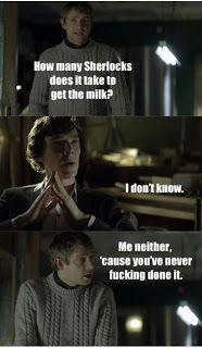Fangirl Reviews: Best Sherlock Memes