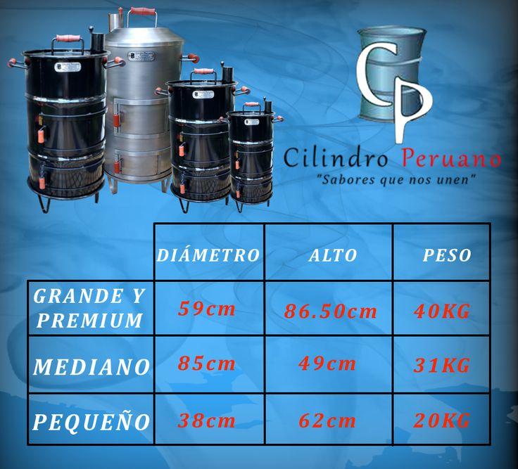Cilindro Peruano - CILINDRO PREMIUM + GRATIS