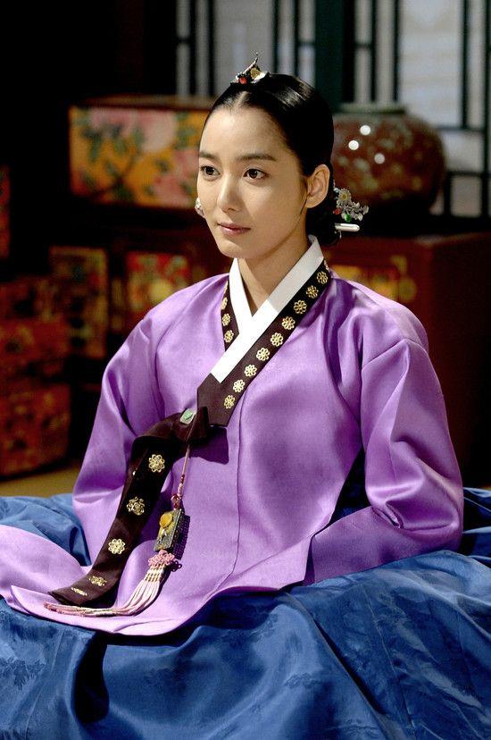 Korean drama [Dong Yi] = 인현왕후 민씨 [Queen Inhyeon] - 박하선