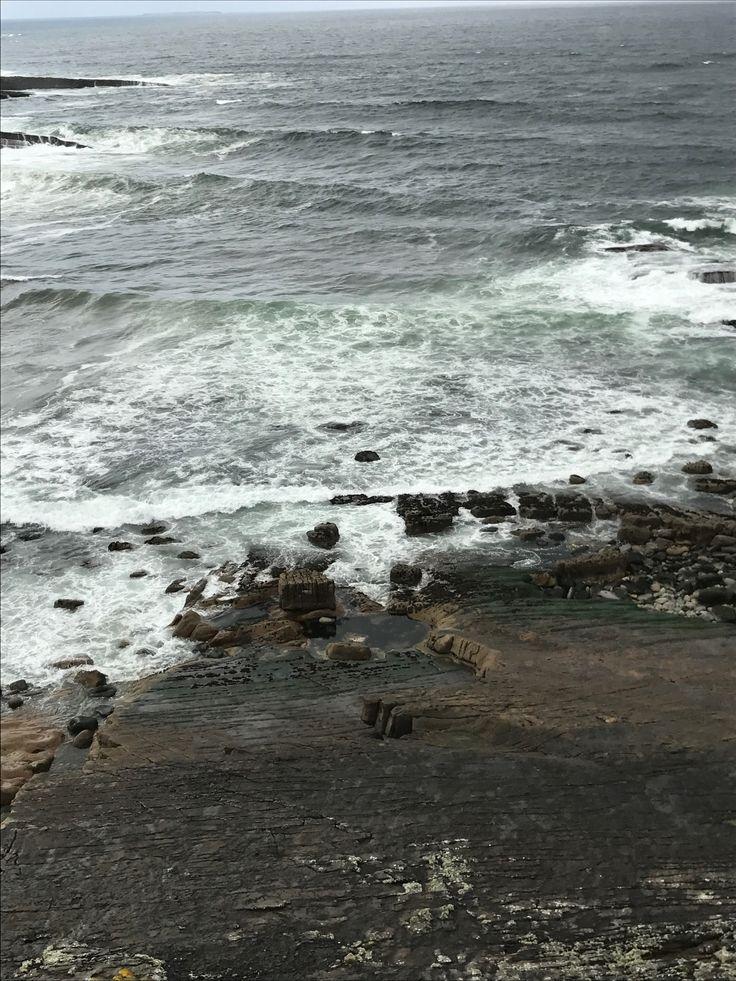 Ocean Atlantique Nord Irlande 🇮🇪