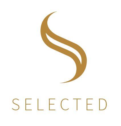 Branding for Selected!  #Selected #Logo #Classy #Gold #Identitydesign #Branding #Graphicdesign #Beyondesign #LoveWhatWedo