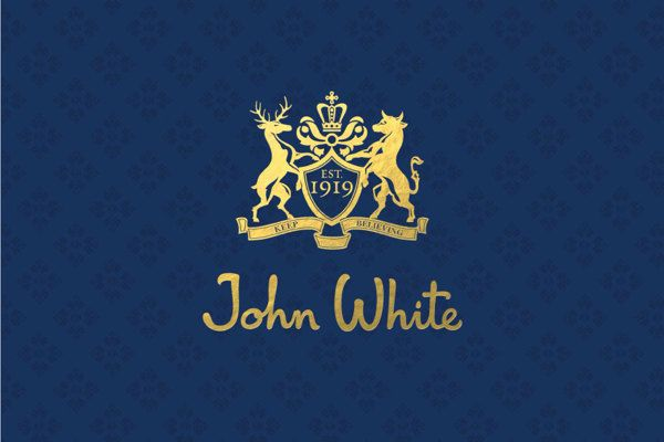 John White Shoes - Traditional English Shoemakers on Branding Served