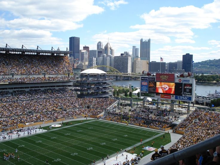Heinz Field Pittsburgh - Heinz Field - Wikipedia, the free encyclopedia