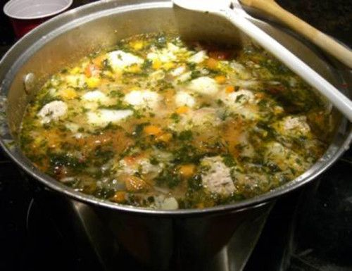 A családunk kedvence, a hétvégi ebédek elmaradhatatlan sztárja! A gyerekek jobban szeretik mint a húslevest! :))  Hozzávalók  30 dkg darált sertéshús, 20 dkg füstölt sonka,…