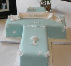 first communion cake .....could also be modified for baptism