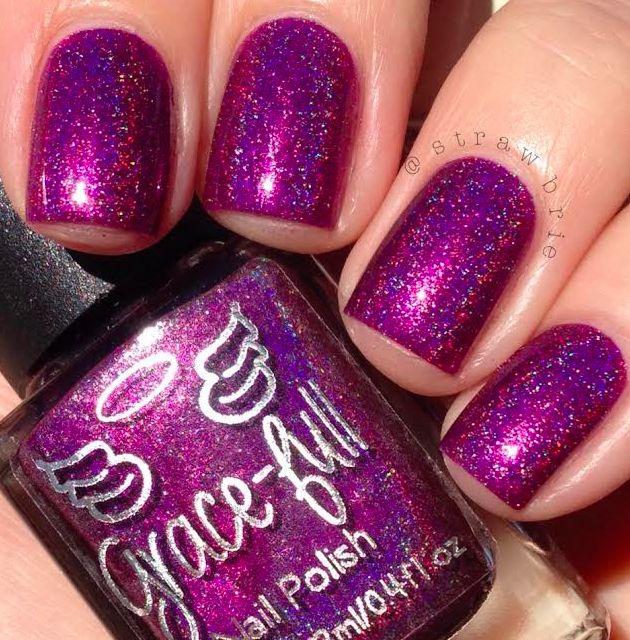 45 best My Grace-full stash images on Pinterest | Nail polish, Nail ...
