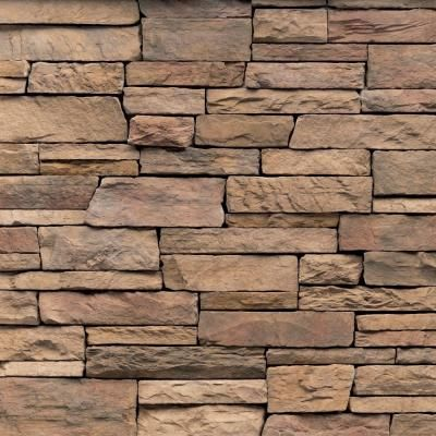 Veneerstone Pacific Ledge Stone Cordovan Flats 10 sq. ft. Handy Pack  Manufactured Stone- - 17 Best Images About Stone/gas Fireplaces On Pinterest Mantels