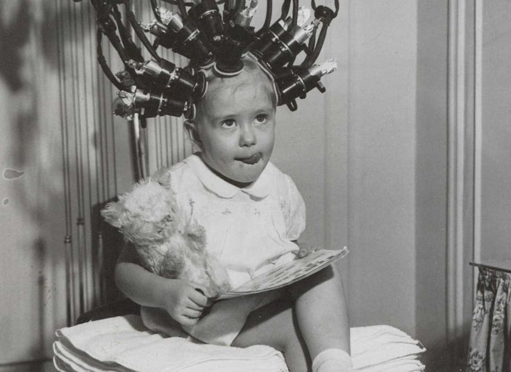 """Getting a permanent wave is """"almost a national pastime"""" and the price has dropped to a dollar. But beware of shops that cut corners: """"The felt pads between the curlers and her head . . . can be excellent carriers of scalp disease."""