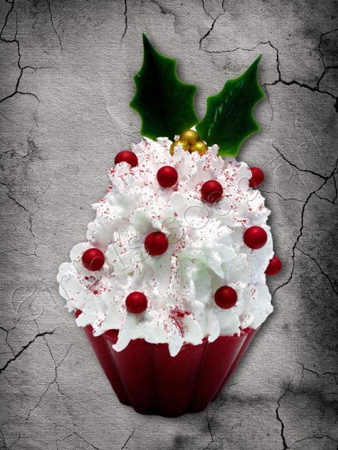 Cupcake 3 soap