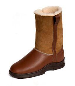 Drift Sheepskin & Leather winter boot