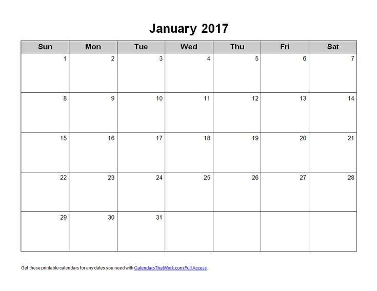 Customize a Free Calendar Template in Microsoft Word: Word Calendar Templates at Calendars That Work