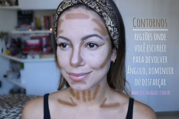 juliana goes | maquiagem | beleza | blog maquiagem | top blogueira | tutorial de maquiagem | sos beleza | truque de maquiagem | base mais clara | acertar o tom da base | como arrumar a cor da base | base ficou clara | contornos | o que s�o contornos | make b