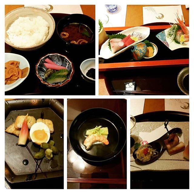 #kaiseki #osaka #japan #일본여행  by helenshkim