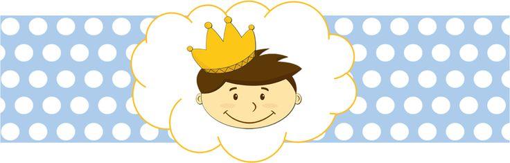 zeynep harikalar diyarında: Prens Temalı 1 Yaş Erkek Bebek Doğum Günü Görselleri