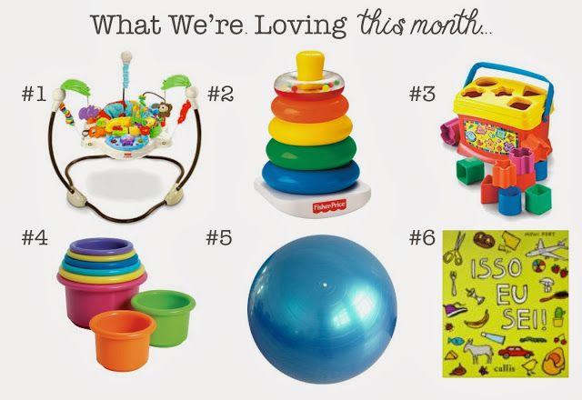 Toys for 8 month old