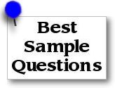 Sample questions for test and interviews before appearing for difficult tests, interviews