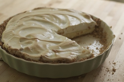 Key Lime Pie with Meringue ToppingKeys Limes Pies, Key Lime Pies