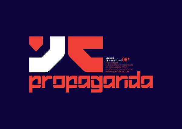 Propaganda logo 01 by ~designcartel on deviantART