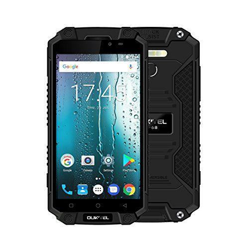 OUKITEL K10000MAX 4G Smartphone 5.5 pulgadas con 10000mAh Batería Android 7.0 octa núcleo 1.3GHZ MT6753 ROM de 3GB RAM + 32GB, cámara de 8MP + 16MP Impermeable, a prueba de polvo, a prueba de choques para los entusiastas al aire libre-negro #OUKITEL #KMAX #Smartphone #pulgadas #Batería #Android #octa #núcleo #.GHZ #cámara #Impermeable, #prueba #polvo, #choques #para #entusiastas #aire #libre #negro