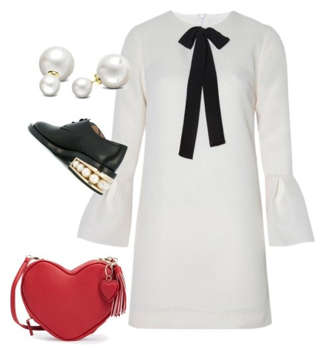 """Chic and girly"" by cristinnai on Polyvore featuring Related, Nicholas Kirkwood and Allurez"