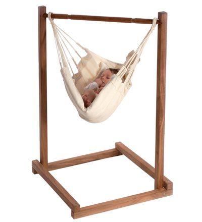 Organic Baby Hammock - Magic Cabin