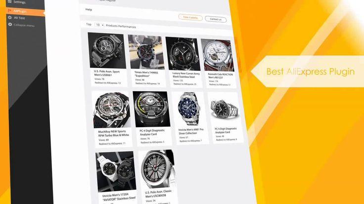 AliExpress Affiliate Sites