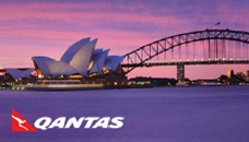 Deal of the day  Love every second in Sydney    Fly the award-winning Qantas A380 from London Heathrow to Sydney from £879* return economy.
